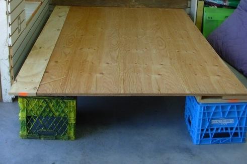 Make Your Own Platform Bed