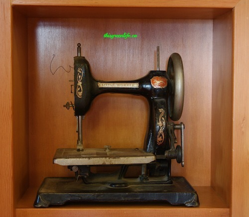 little worker sewing machine