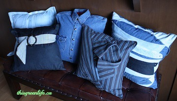 shirt cushions